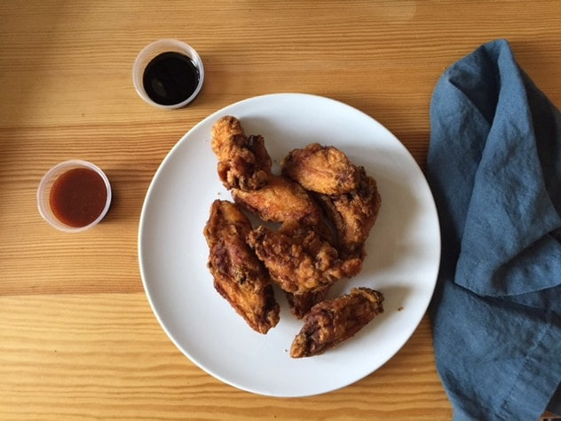 Fried Chicken by Chef James Park