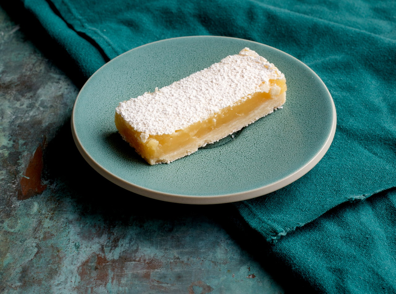 "Calamansi ""Lemon"" Bar by Chef Chera Amlag"