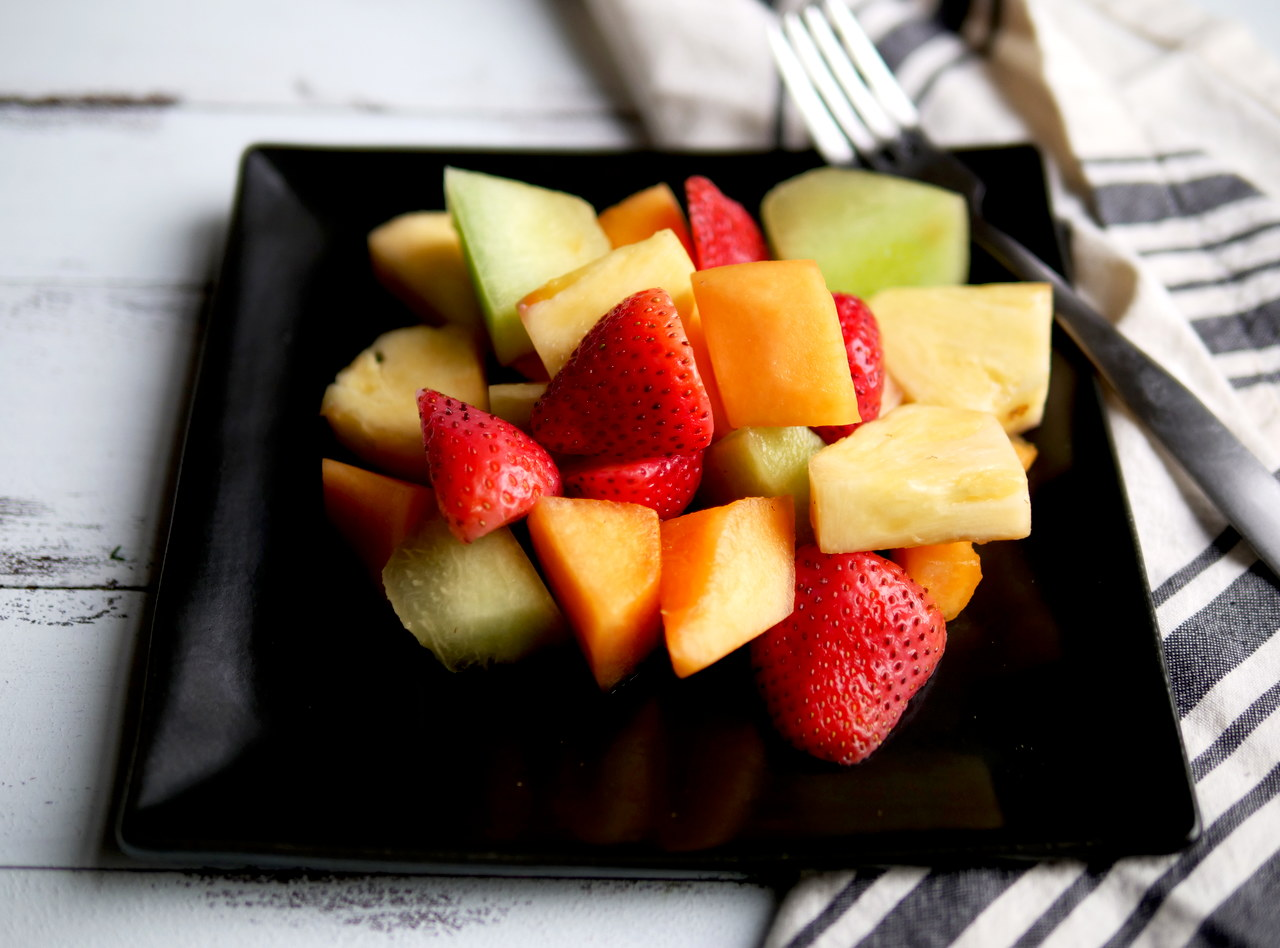 Side of Fruit Salad by Chef Jesse & Ripe Catering Team