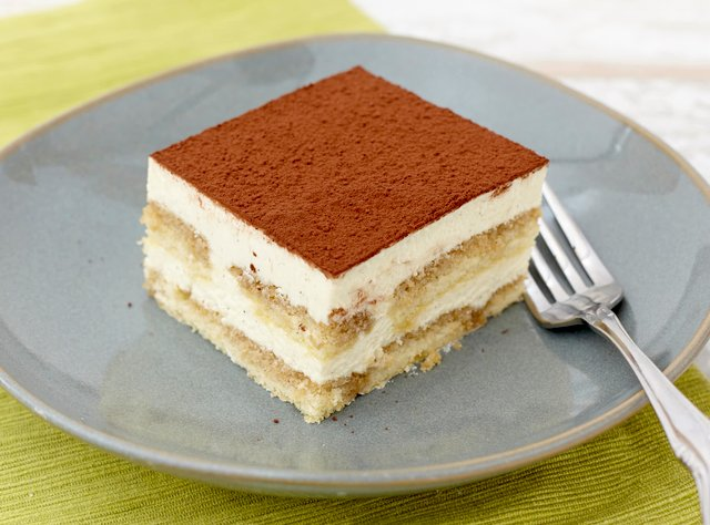 Tiramisu by Chef Jasmin Bell