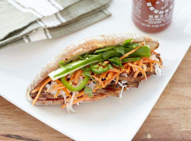 Steak Banh Mi by Chef John Tran