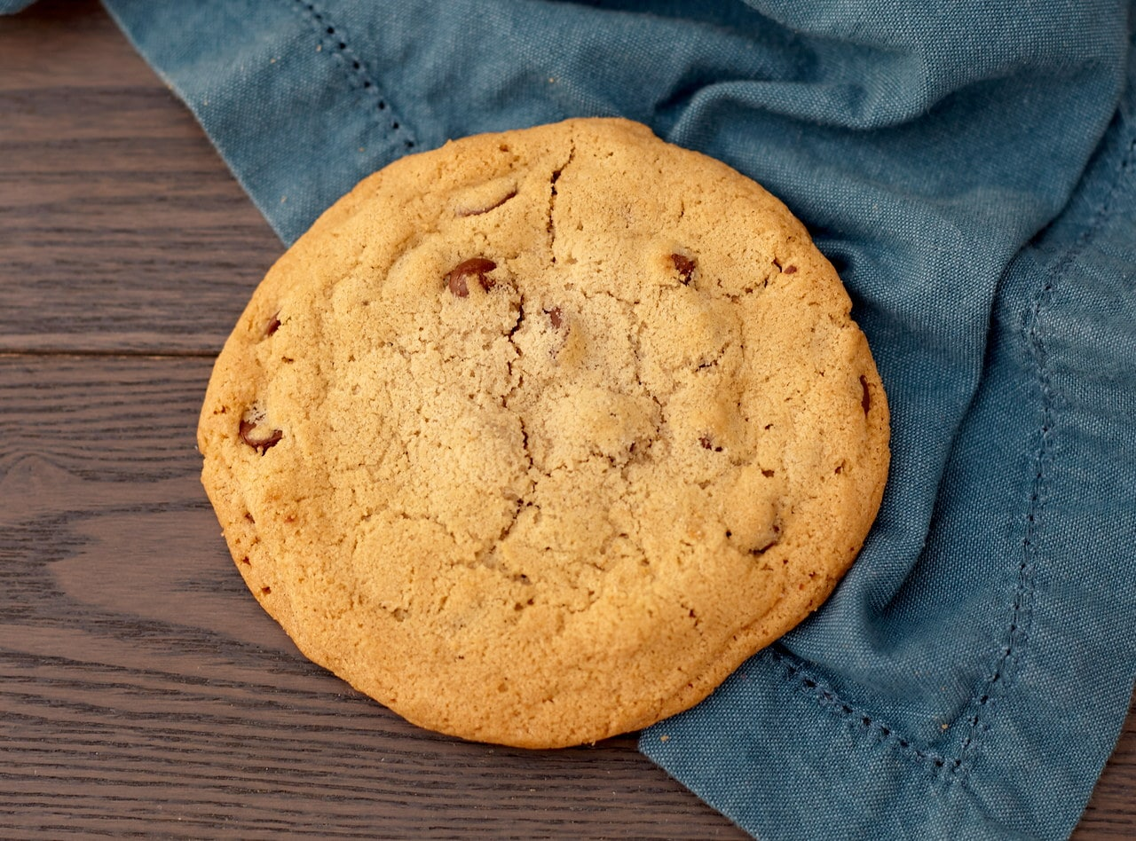 Macrina's Mini Chocolate Chip Cookie by Macrina Bakery