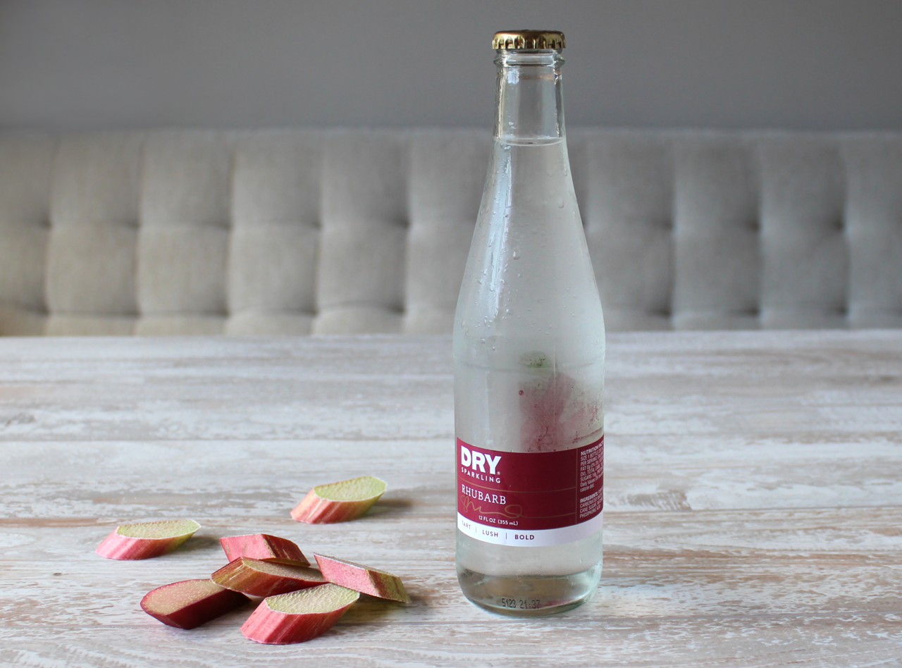 Dry Soda - Rhubarb by Dry Soda