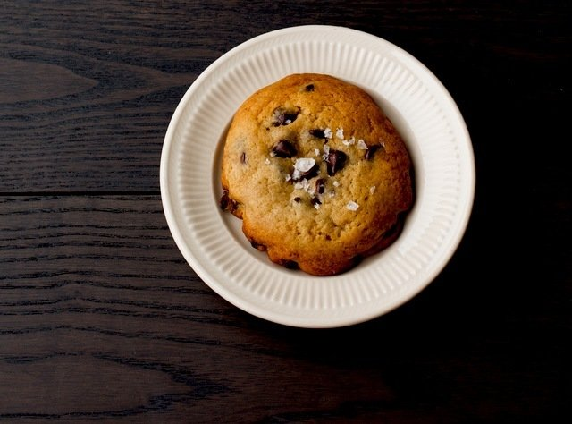 Sea Salted Chocolate Chip Cookie by Chef Keith Hubrath