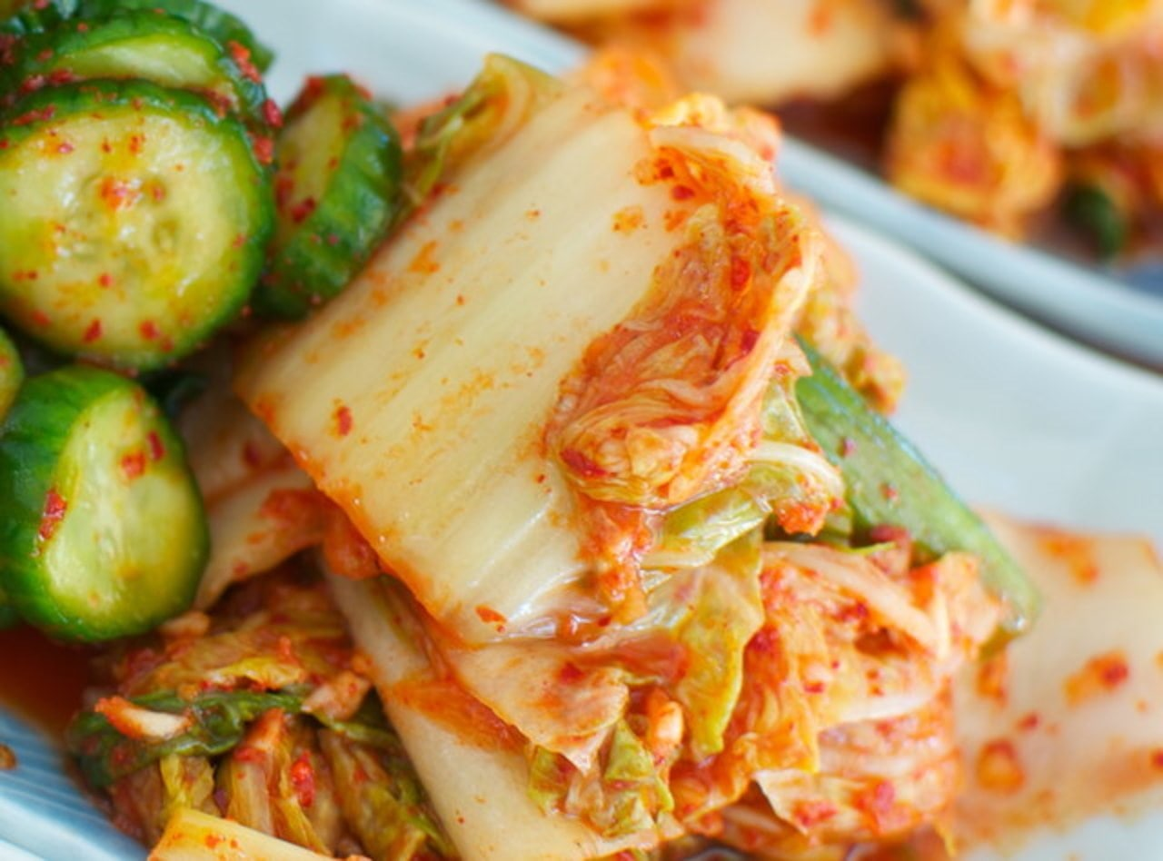 Individual Traditional Napa Cabbage Kimchi by Chef Kay Kim