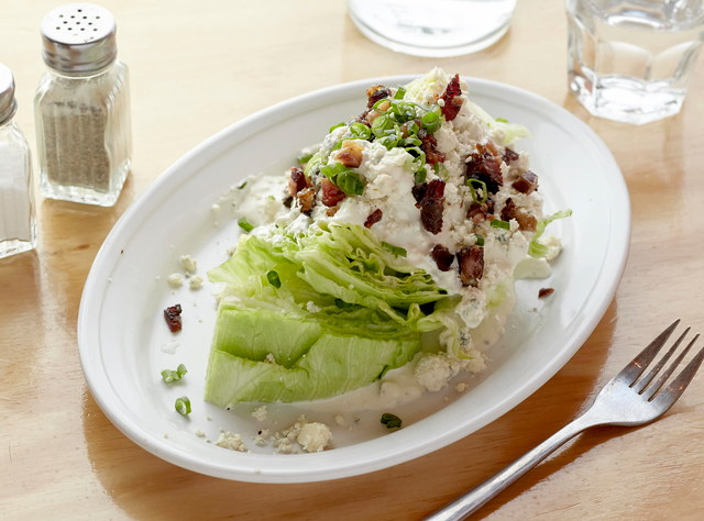 Iceberg Wedge Salad by Chef Jack Timmons